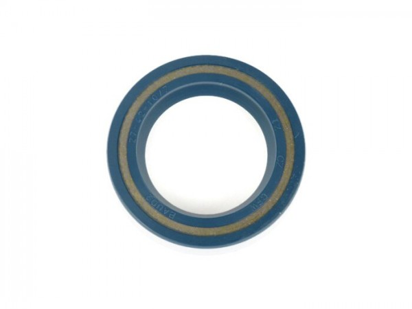 Oil seal -CORTECO 27x42x10mm- Vespa V1-15, V30-33, VN, VM, VL, VD, VB, VGL, PX (since 1992), T5 125cc, Cosa - used for rear hub / axle (wideframe = outer / largeframe = inner)