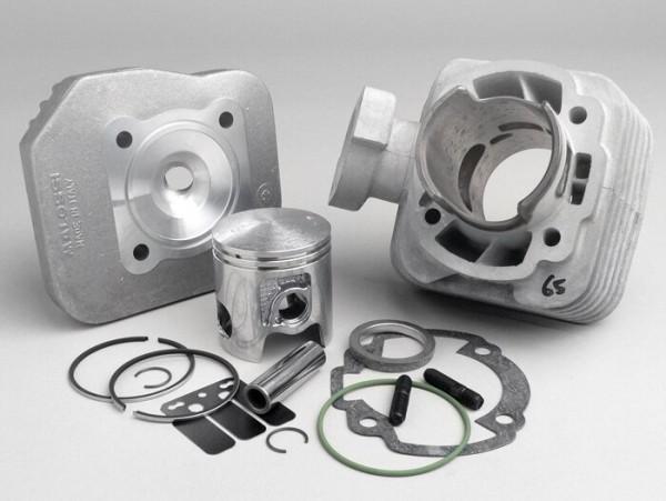 Zylinder -MALOSSI 70 ccm MHR Replica Peugeot AC (vertikal) - SPEEDFIGHT1 50 cc AC, SPEEDFIGHT2 50 cc AC, TKR50, TREKKER50, VIVACITY50, ELYSEO50, SQUAB50, SV50, ZENITH50, BUXY50, ELYSTAR50, LOOXOR50, SPEEDAKE