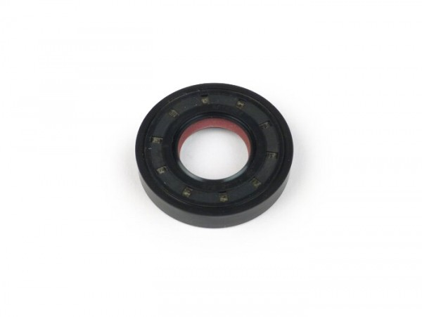 Wellendichtring 20x42/43x8/9mm -MALOSSI PTFE/FKM- (verwendet für Kurbelwelle Antriebseite Minarelli 50 ccm (Typ MA, MY, CW, CA, CY), CPI 50 ccm)