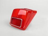 Cristal piloto trasero -SIEM- Vespa V50 S, V50 N, V50 L