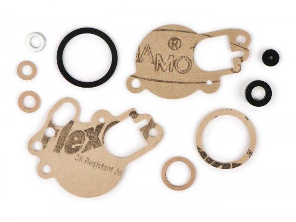 Dichtsatz Vergaser -DELLORTO- SI 18-20-24 Vespa PX80, PX125, PX150, PX200, Sprint, Rally