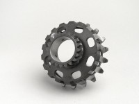 Clutch sprocket -FA ITALIA- Vespa Cosa2, PX (1995-) - (for 67/68 tooth primary gear, helical) - 20 tooth
