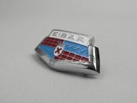Badge horn cover -LAMBRETTA- Eibar emblem - Eibar (Series 3)