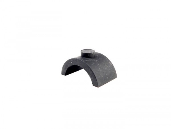 Anti-vibration rubber handlebar -OEM QUALITY- Vespa Wideframe V1T - V15T, V30T - V33T, VU, VM, VN, VL