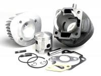 Cilindro -POLINI ghisa 75 ccm Sport- Vespa V50, PK50