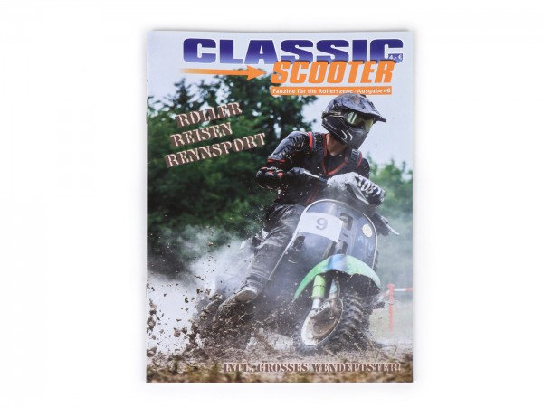 Classic Scooter - issue no. 46