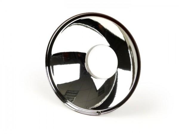 Headlight reflector -CASA LAMBRETTA- Lambretta LI Serie 1-2, TV Serie 2,  LI Serie 3, Special, SX