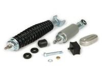 Set amortisseur incl. silent-gomme -CIF OEM- 205mm- Vespa V50 N (1.série ), V50 R (1.série )