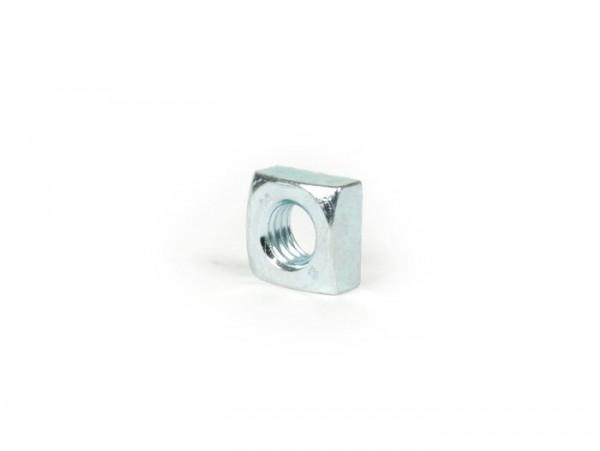 Vierkantmutter -DIN 557- M10 (verwendet für Auspuff Vespa PX, T5 125ccm, Cosa)