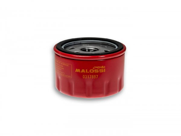 Oil filter -MALOSSI Red Chilli- BMW C Sport, C GT, C X 400-650cc, KYMCO AK 550cc