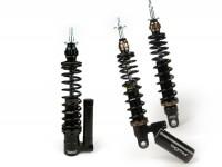 Stoßdämpfer-Set -BGM PRO SC/R12 COMPETITION- Vespa GT 125-200, GTL 125-200, GTS 125-300 (-2013, 2017-), GTV 125-300 - schwarz