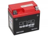 Battery -Gel SCEED 42 Energy- SLA12-5 - 12V, 5Ah - 106x71x114mm