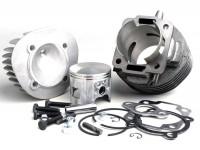 Cilindro -POLINI fundición gris 112 ccm- Vespa V50, PK50
