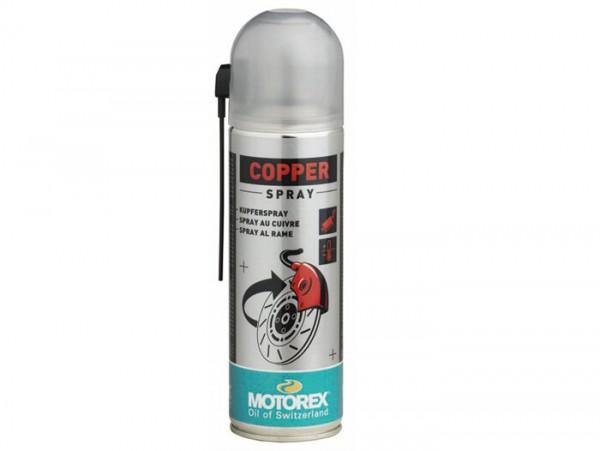 Spray de cobre -MOTOREX Copper spray- 300ml