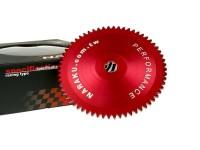 Puleggia anteriore fissa -NARAKU High Speed- GY6 (4-Takt) 50 ccm (139QMA/B)