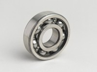 Ball bearing -6305- (25x62x17mm) - (used for crankshaft, drive side Lambretta LI, LIS, SX, TV (series 2-3), DL, GP)