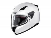 Helmet -NOLAN, N60-5 Special- full face helmet, pure white - L (59-60cm)
