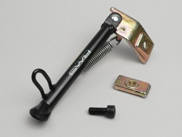 Seitenständer -RMS- Piaggio Zip FR, Zip 50 (ab Bj. 2000), Zip SP (ab Bj. 2000), Zip 50 4-Takt - Schwarz