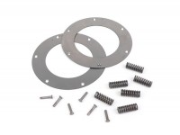 Primary gear repair kit  -MAURO PASCOLI- Vespa GS150 / GS3 (VS1-VS5 00102949), outer Ø=105.5mm, inner Ø=67.5mm, 6 springs