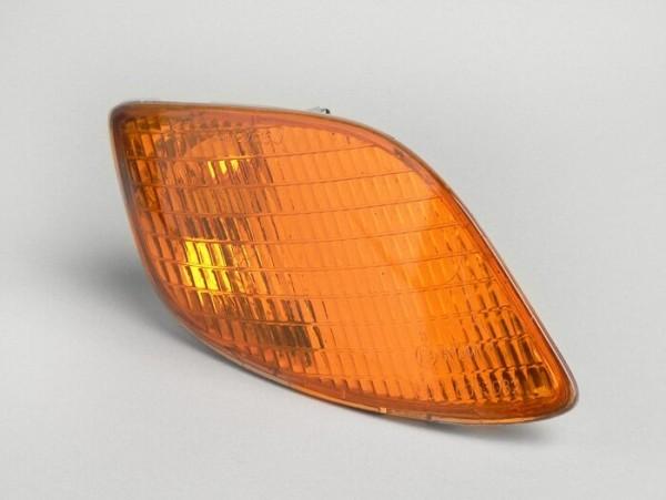 Indicator -PIAGGIO- Zip ZAPC 06 - amber - front rhs