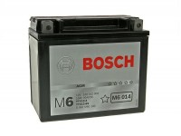 Battery -BOSCH YTX12-BS- 12V 10Ah -150x87x130mm - (maintenance-free)