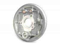 Rear hub back plate -OEM QUALITY- V50 (V5A1T, 66191-), V50 S (V5SA1T, 11160-), V90 (V9A1T, 19364-), Nuova 125, PV125, ET3