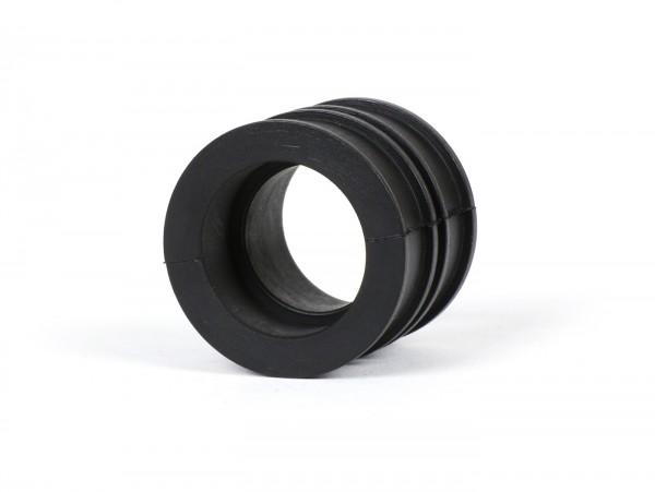 Carb rubber carburettor/intake manifold -UNIVERSAL- CS=Ø=24,5/24,5mm l=30mm