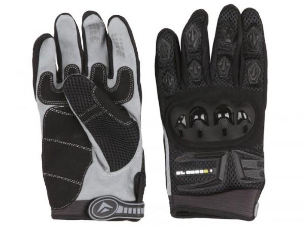 Handschuhe -SCEED 42 MX-Top- Textil, schwarz - 07