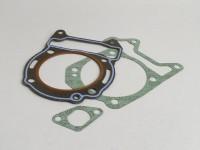 Dichtsatz Zylinder -MALOSSI 210 ccm- Piaggio 125/200 ccm Leader LC