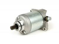 Starter engine -PIAGGIO- Piaggio 125-200 cc Leader - Vespa ET4 (ZAPM19), GT125 (ZAPM31), GTS 125 (ZAPM313), GTL125 (ZAPM311, ZAPM312), LX125/150 (ZAPM442, ZAPM443), LX125/150 (ZAPM44), LX125/150 i.e.(ZAPM68), S125/150 (ZAPM44), S125i.e.(ZAPM681), Gil