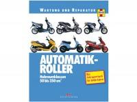 Buch -Reparaturanleitung- Automatikroller 50-250ccm (Italien, Spanien, Frankreich und Japan) - das Schrauberbuch für Rollerfahrer von Phil Mather