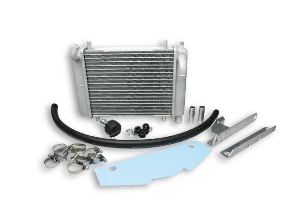 Radiador -MALOSSI MHR- Zip SP 50 (a partir del año 2000)