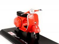 Model -MAISTO 1:18- Vespa 125 GTR125 (1968) - red