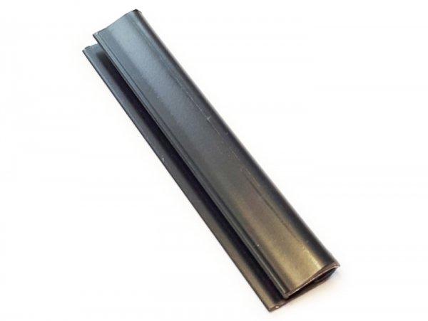 Edge protector rubber, l=65mm, black -PIAGGIO- Vespa GTS 250 (ZAPM45100), Vespa GTS 300 (ZAPM45200, ZAPM45202, ZAPMA3300), Vespa GTS HPE 300 (ZAPMA3600, ZAPMD310), Vespa GTS Super 125 (ZAPM45300, ZAPM45301), Vespa GTS Super 300 (ZAPM45200, ZAPM45202,