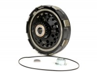 Clutch -BGM Pro Superstrong CNC CR80, type Cosa2/FL- for primary gear 64/65 tooth- Vespa PX200, Rally200 - 23 tooth