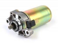 Starter motor -OEM QUALITY- Piaggio 50 cc 4-stroke, Piaggio 80 cc 2 stroke