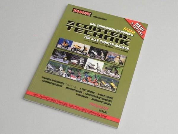 Libro -Scooter Technik das Schrauber Handbuch-