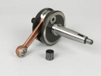 Kurbelwelle -TAMENI RACING 58mm Hub, 107mm Pleuel- Lambretta DL/GP