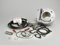 Cylinder -MALOSSI 155 cc- Yamaha 125 cc AC Euro 3 (engine type 5ML - 4-valve) - MBK X Over 125ie 4T (E3G3E), Yamaha BW'S 125ie 4T (E3G3E), Cygnus X 125ie 4T (Euro3)