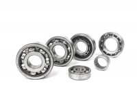 Ball bearing set for engine -SCOOTER CENTER- Vespa Smallframe V50, V90, SS50, SS90, PV125, ET3, PK S, PK XL - NU204
