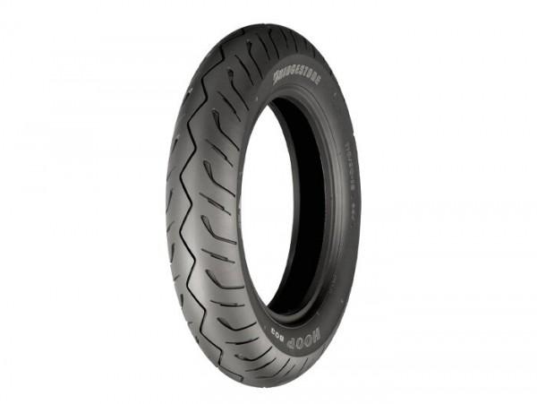 Tyre -BRIDGESTONE HOOP B03- Typ G - 120/80 - 14 inch TL 58S