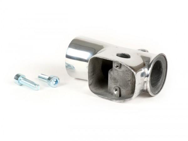 Lichtschaltergehäuse -CASA PERFORMANCE- für Verwendung mit Casa Performance Bremspumpe - Lambretta LIS, SX, TV (Serie 3), DL, GP