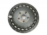 Mozzo cerchio ruota -PIAGGIO 3.00-12 pollici- Vespa 946 - grigio argento opaco (vecchio design)