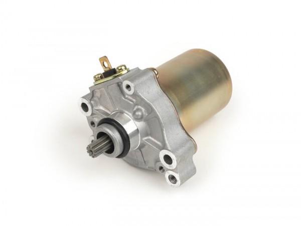 Motor de arranque -PIAGGIO- Aprilia SR 125 (ZD4PX), Gilera Runner FX 125 (ZAPM07), Piaggio Hexagon 125 (EXS1T), Hexagon 150 (EXV1T), Hexagon LX 125 (ZAPM05), Skipper 125 (ZAPM12), Skipper 150 (ZAPM13), SKR 125 (CSM1T), SKR 150 (CSV1M), TPH 125 (ZAPM0