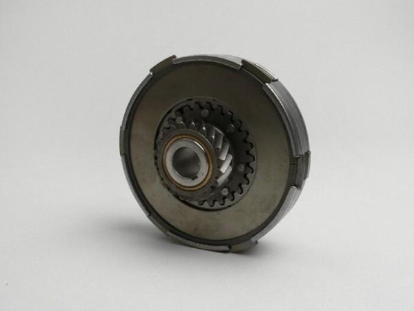 Kupplung -VESPA Typ 6-Federn (Ø108mm, PX80, PX125, PX150)- 4-Scheiben - 20 Zähne