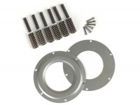 Primary gear repair kit -BGM PRO 12 springs (reinforced+), Ø104mm primary gear 62/63 tooth- Vespa Largeframe PX80, PX125, PX150, PX200, Cosa, T5 125cc, Sprint, GS160 / GS4, SS180, VNC (11001-), GT125, GTR125, TS125, GL150, VBC