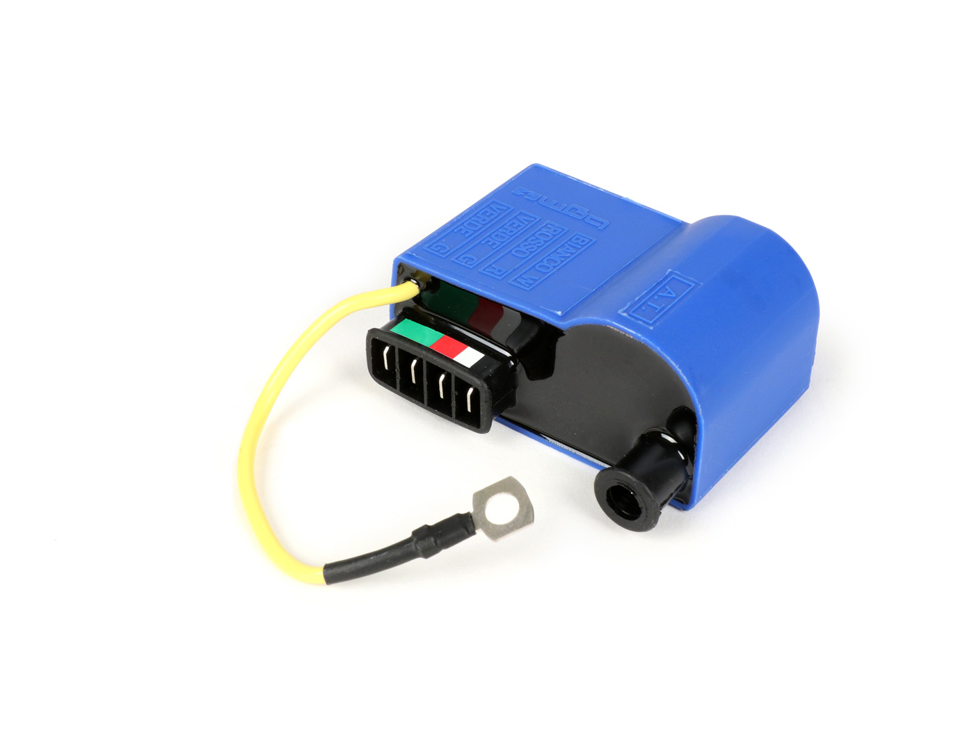 Electronic Ignition Coil Top Quality Item Lambretta 12v C.D.I
