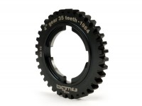 4th gear cog -BGM PRO, P-range (-1984)- Vespa PX200 (-1984), Rally180/200 - long 4th gear for PX125-150 (1982-1984) - 35 teeth