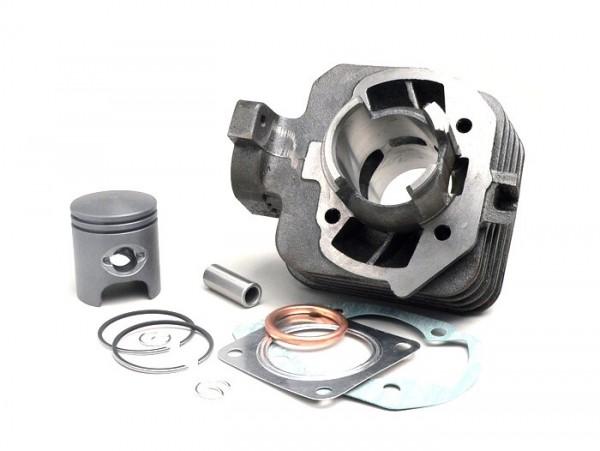 Cylinder kit -BGM ORIGINAL 50 cc- Peugeot AC (horizontal) - SPEEDFIGHT3 50 AC (2-stroke), LUDIX AC, VIVACITY 50 NEW (2-stroke)
