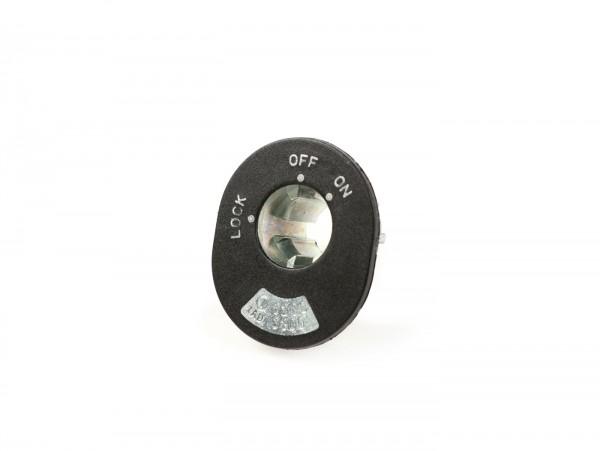 On-Off-Lock Buchse -PIAGGIO- Vespa PK XL2, Cosa FL, Piaggio Sfera, Quartz, SKR, Free